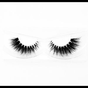 2 pairs of 3D mink fur lashes